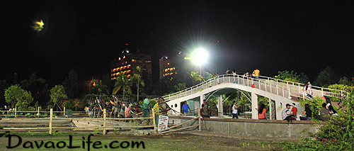 Peoples Park in Davao City - Interactive Fountain @DavaoLife.com