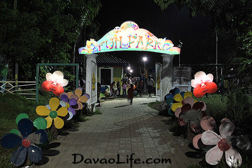 Peoples Park in Davao City @DavaoLife.com