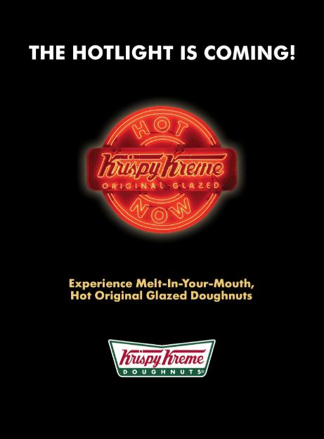 Krispy Kreme Says Hello Davao! Opening 3 Stores in SM Davao Annex, Abreeza Mall & SM Lanang Premier