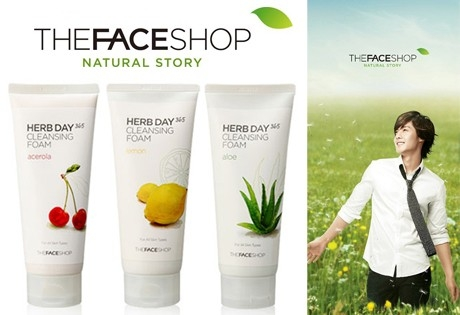 The Face Shop ad - The Face Shop opens at SM City Davao Annex!