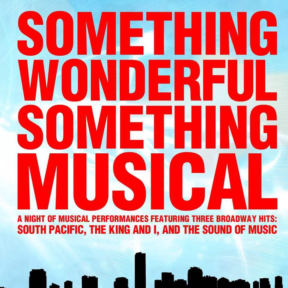 Musikademy Broadway show Something Wonderful Something Musical December 8, 2012 SM Lanang Premier, Cinema 6 Centerstage