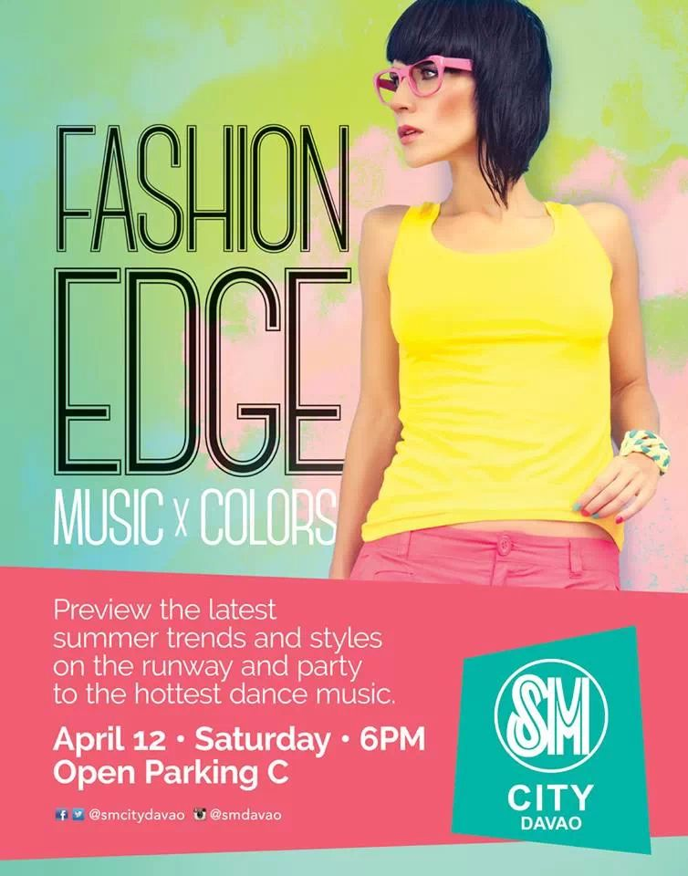 SM Fashion Edge 2014: Music X Colors SMCD Apol photo