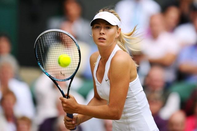 Maria Sharapova - photo from SM