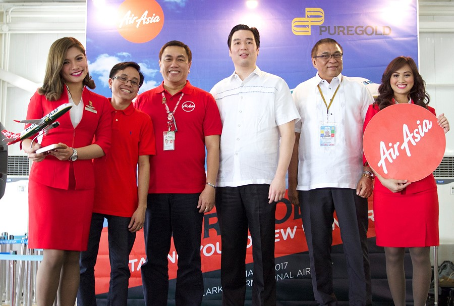 Puregold unveils its new plane livery in partnership with AirAsia photo 1