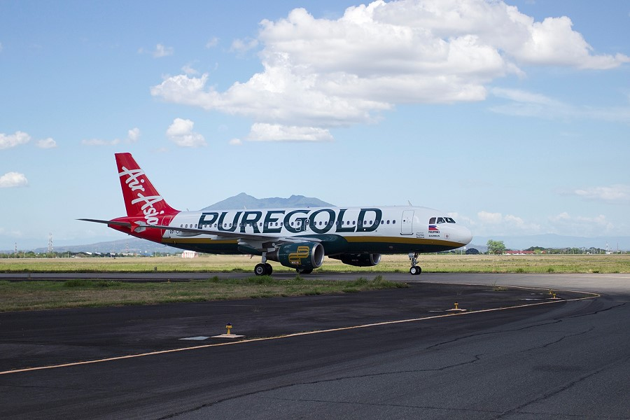 Puregold unveils its new plane livery in partnership with AirAsia photo 2