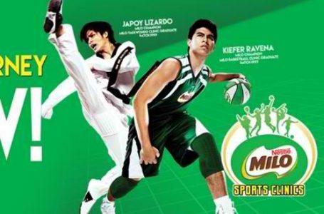 MILO Summer Sports Clinic 2017 Davao