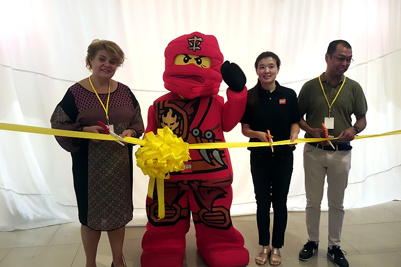 LEGO Certified Store Abreeza Mall Davao City