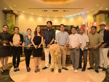 Fashion and Fusion 2017 for Kadayawan at Marco Polo Davao