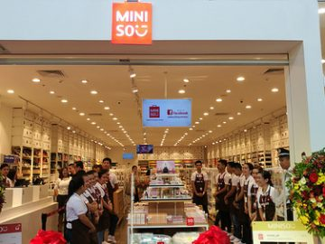 Miniso Philippines Japanese Designer Brand in SM City Davao