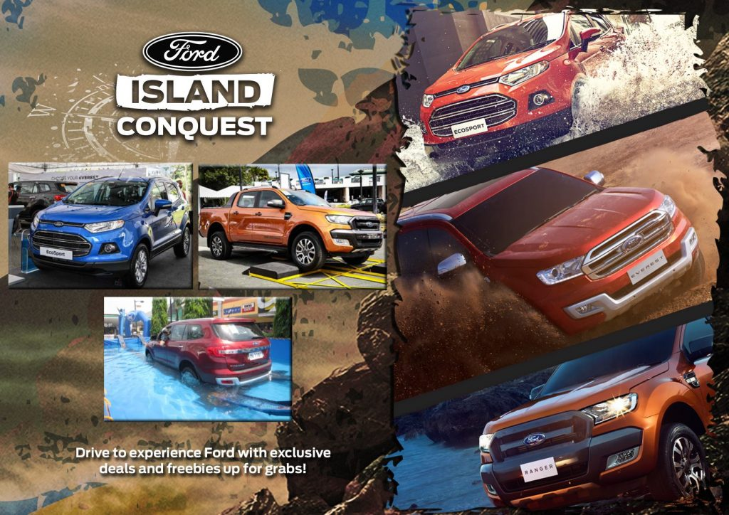 Ford Philippines Brings Test Drive Roadshow & Driving Skills for Life Program to Davao City