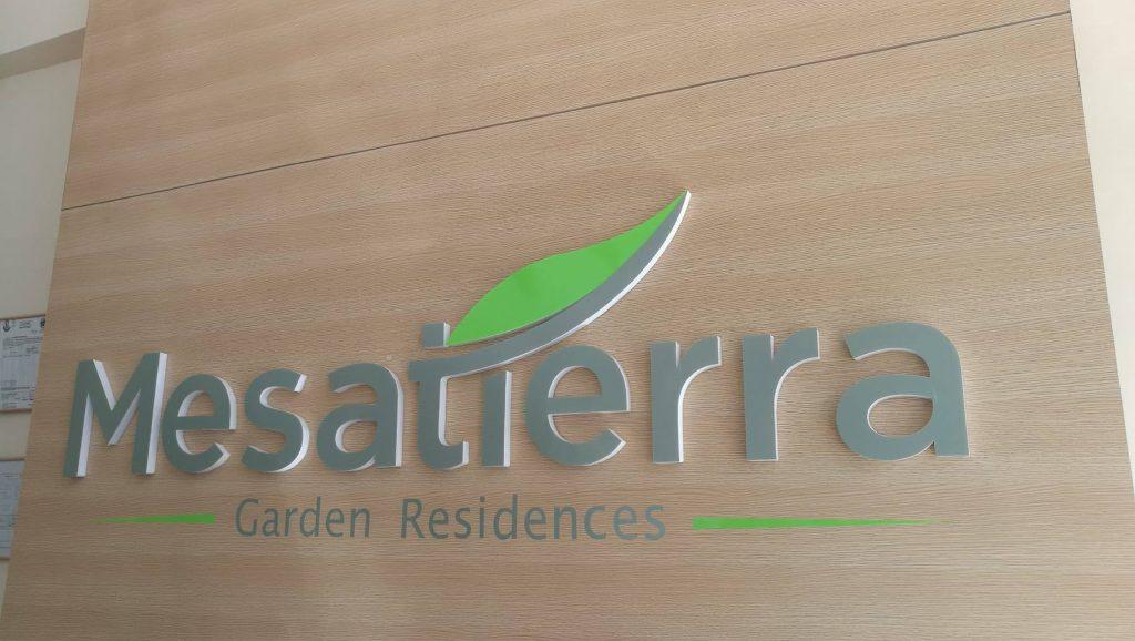 Cebu Landmasters Joint Venture Yuson Excellence Soberano Inc. GroundBreaking of MesaTierra Garden Residences showroom