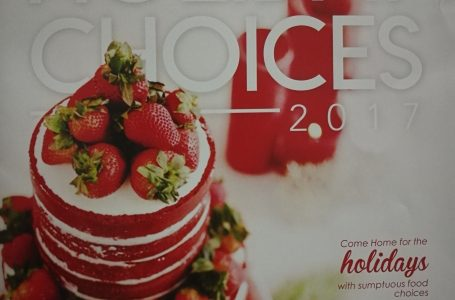NCCC Holiday Choices 2017 Brings More Choices This Christmas, A Season of Giving