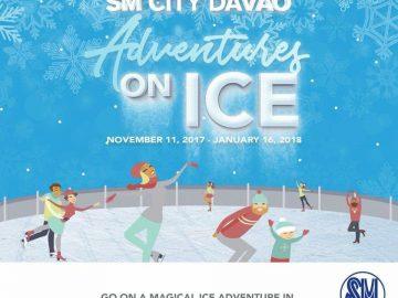 SM City Davao Olaf's Adventures on Ice