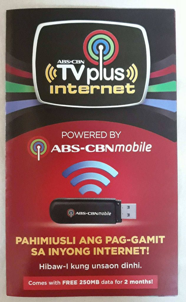 Abs Cbn Tv Plus Internet Fast Facts Davao Life