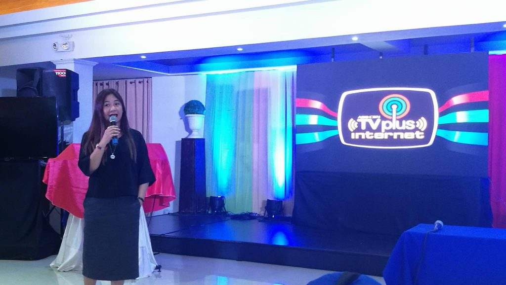 ABS-CBN's Internet Ready TVplus In Davao and Cebu