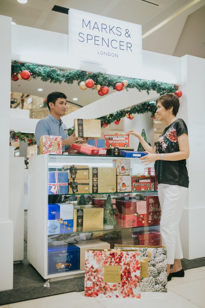7 Closer to home is the M&S Gift Shop at the SM City Davao in Matina