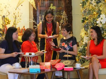 9 Chef Booboo Maramba shares her M&S food gifting tips with Davao Mommy bloggers