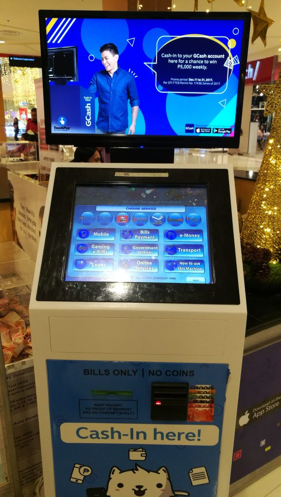 GCash in Abreeza Ayala Mall - GCash Mo Na Yan - GDay