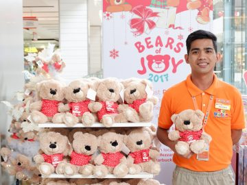 SM Bears Of Joy SM City Davao and SM Lanang Premier SM Supermalls