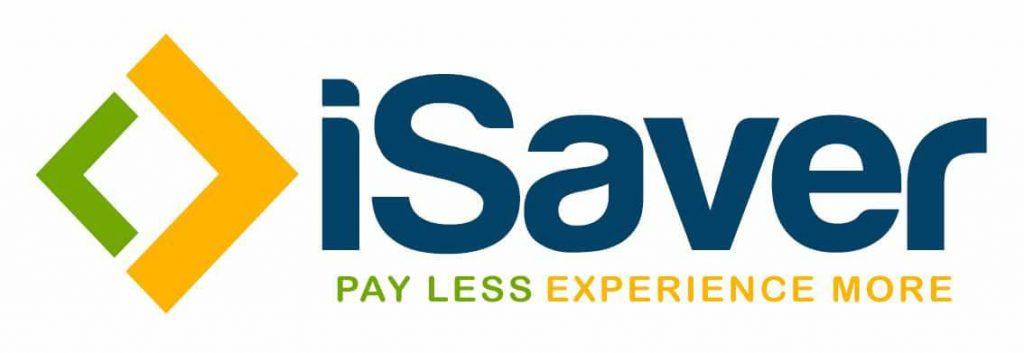 iSaver banner