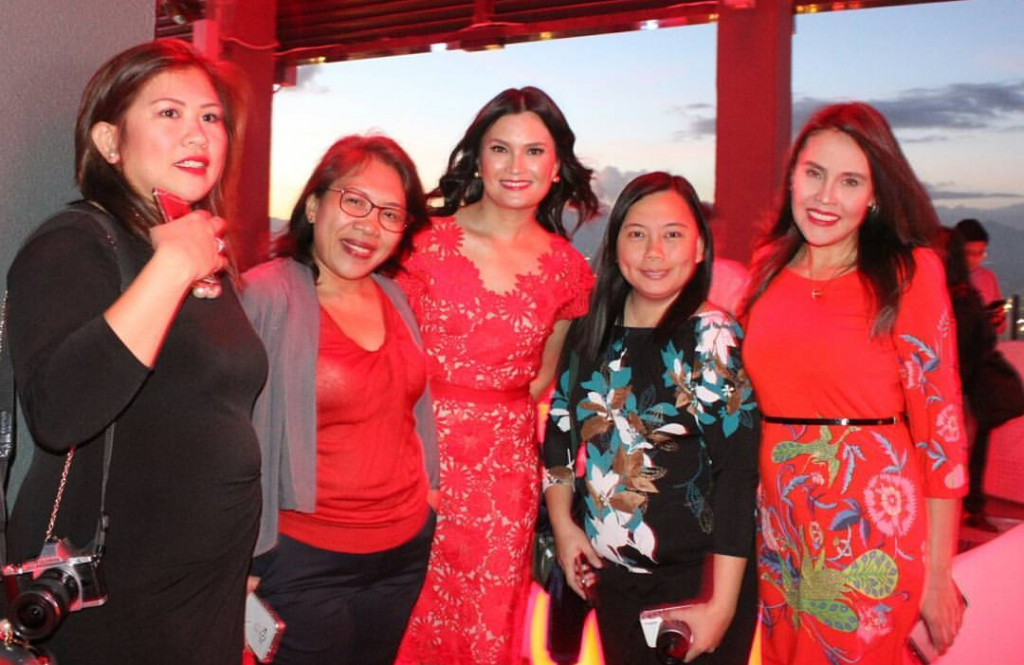 AirAsia Red Talks with Daphne Season 2 launch at Bai Hotel Cebu
