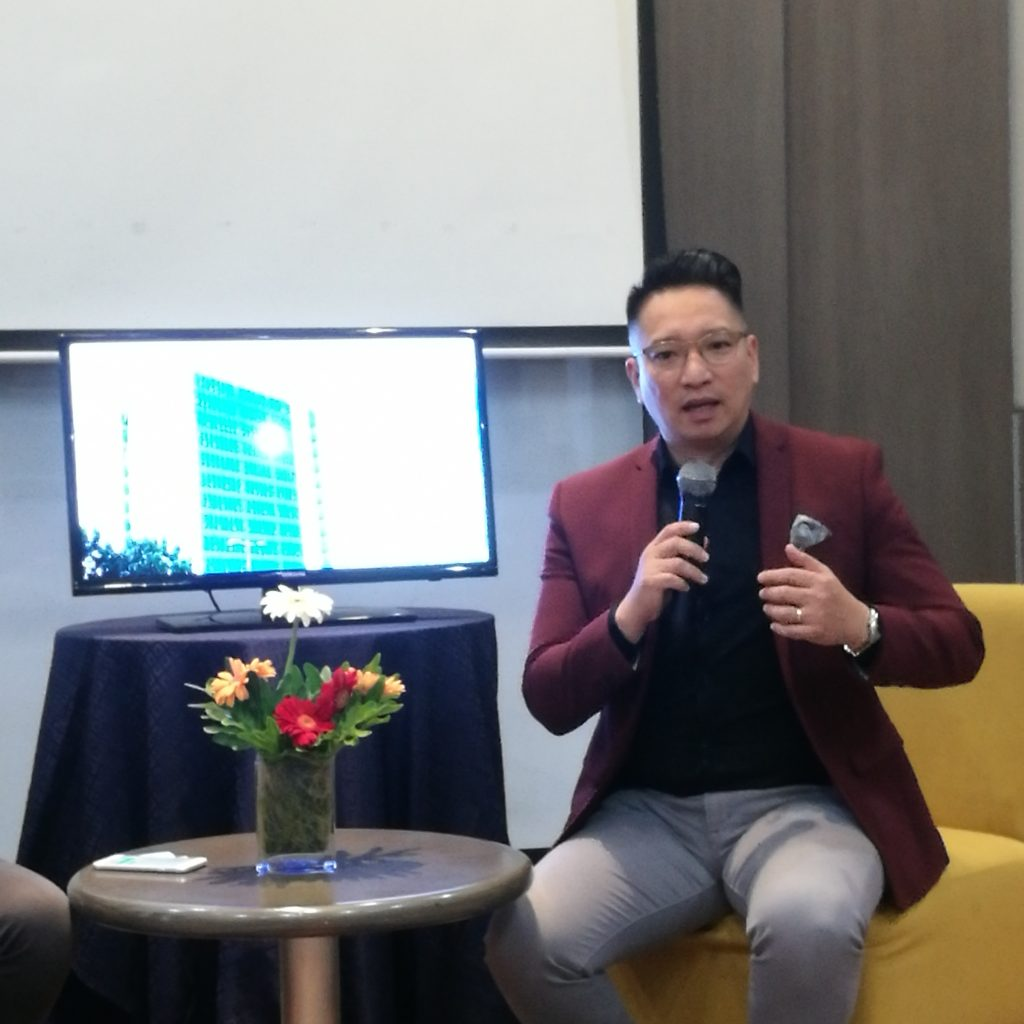 Senior Vice President Jericho P. Go - MEGAWORLD Develops Davao Park District To Smart Township