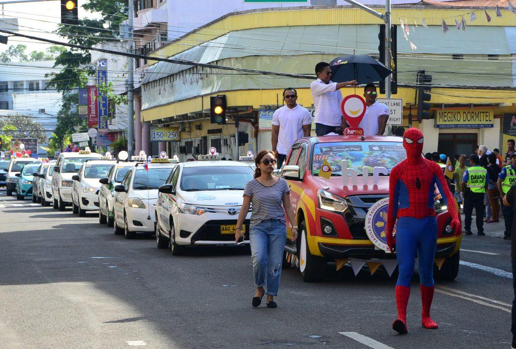 hirna joins 81st Araw ng Davao