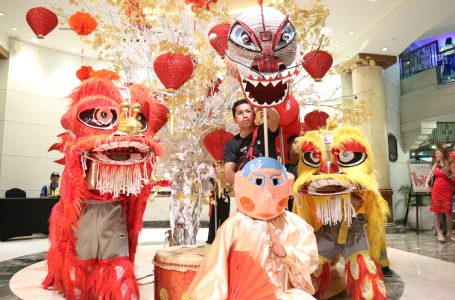 Marco Polo Davao Celebrates Chinese New Year – Year of the Earth Dog at Lotus Court