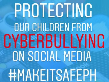 DavaoLifedotcom | #MakeItSafePH Globe Telecom Campaign | Proetcting Children from Cyberbullying on Social Media