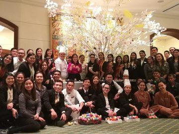 Marco Polo Davao Paskris Ceremony Easter 2018
