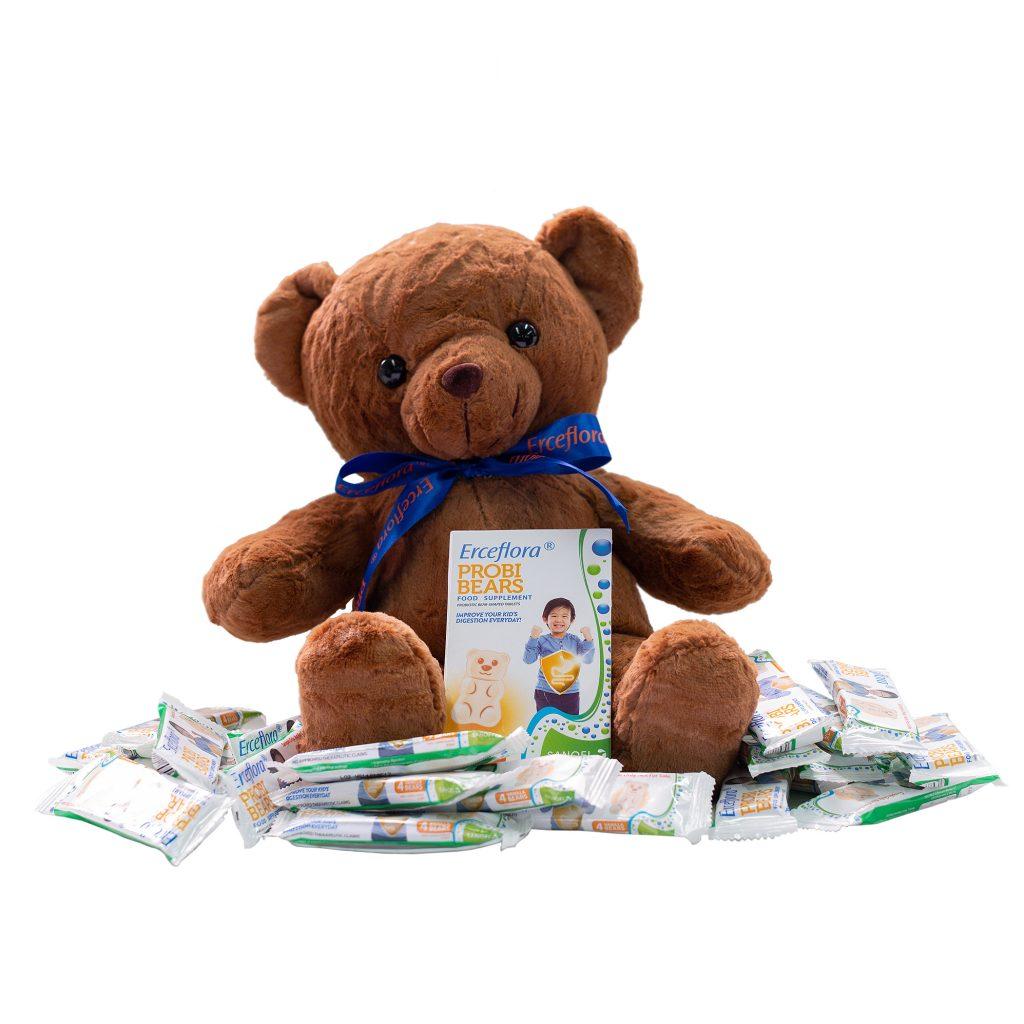 Erceflora Probi Bears 3