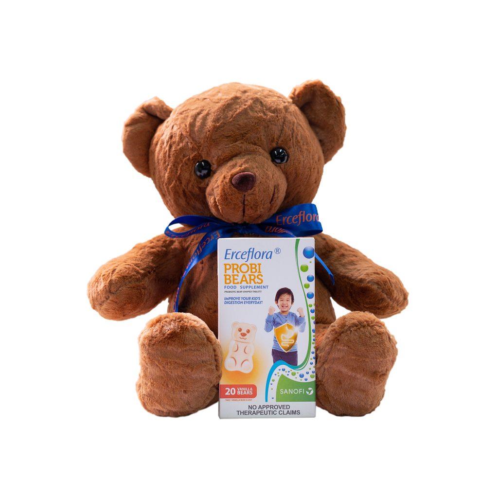 Erceflora Probi Bears 2