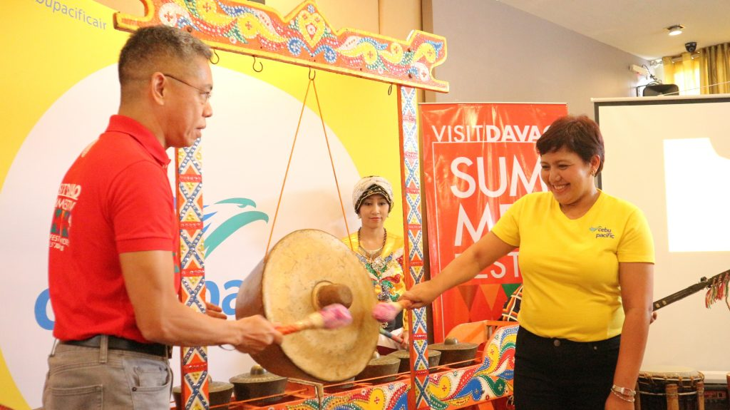 Cebu Pacific Celebrates Its 10th Anniversary of Davao Being Its Mindanao Hub DavaoLife.com