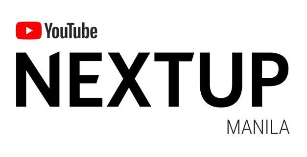 YouTube NextUp logo Manila