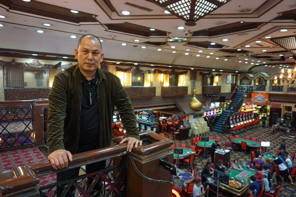 Casino Filipino Davao Branch Manager Nestor Galgo -TAGLINE 2018