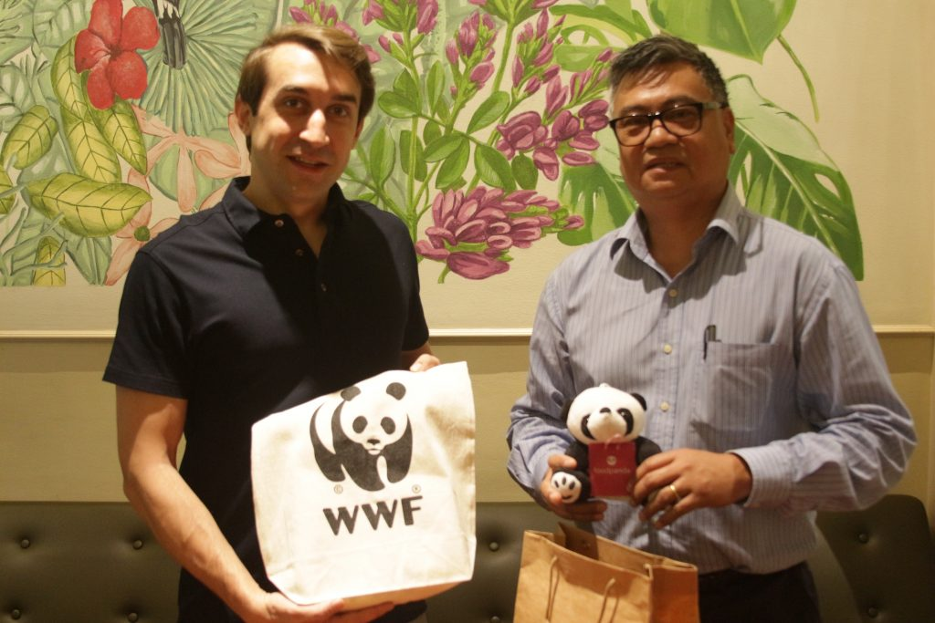 foodpanda - WWF Photo