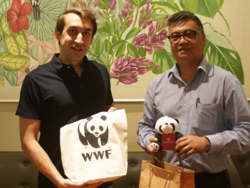 foodpanda - WWF Photo