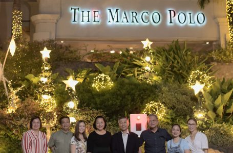 A Christmas Journey at the Heart of Davao: Marco Polo Davao's Christmas Tree Lighting 2018 As It Celebrates 20 Years