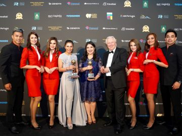 AirAsia Named World's Leading LCC at 2018 World Travel Awards Grand Final