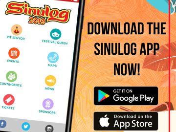 Sinulog App 2019 for download
