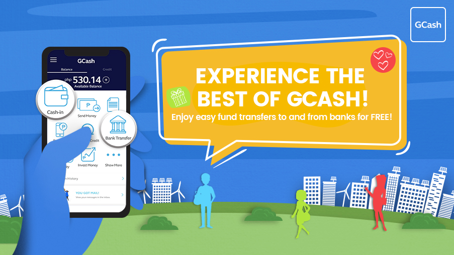 GCash Fund Transfer