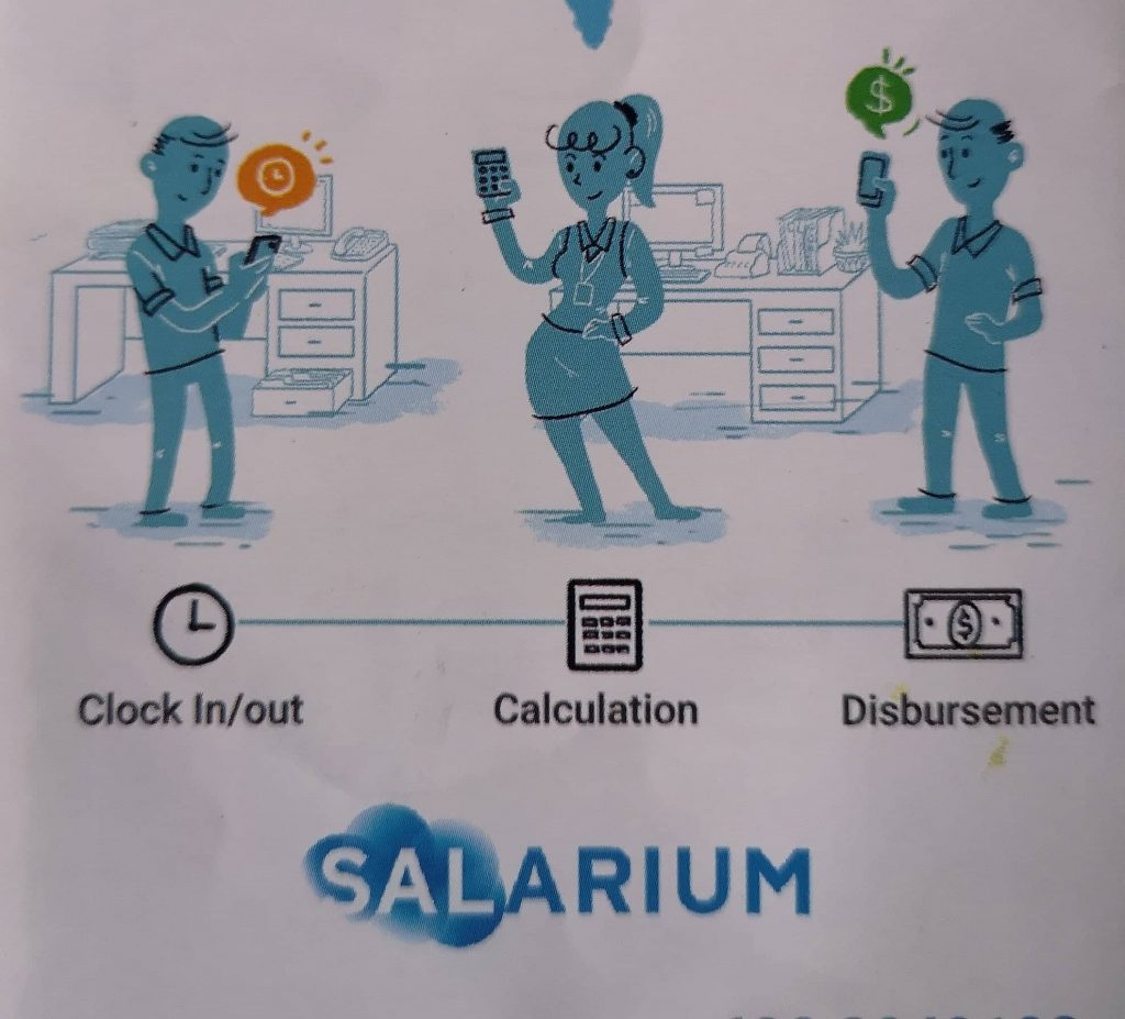 Salarium Payroll software solutions and mobile app in Davao