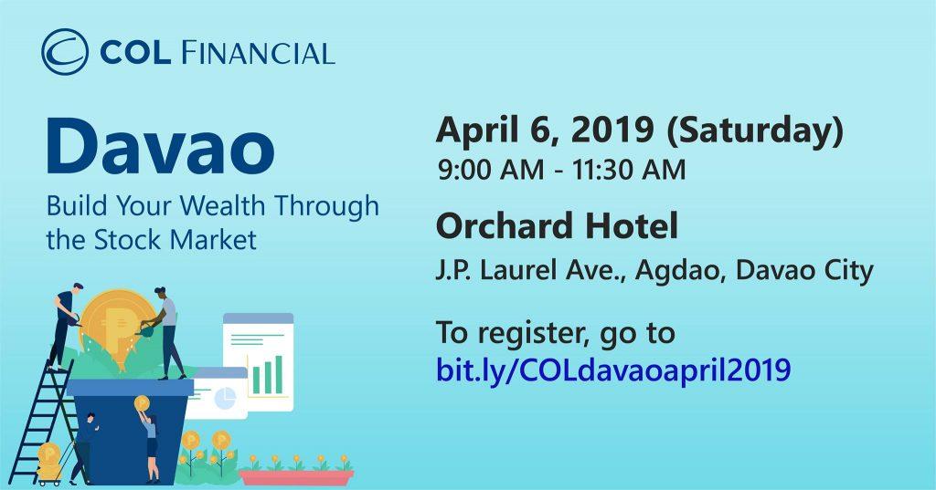 Basic Investing Seminar Davao COL Financial Group Inc