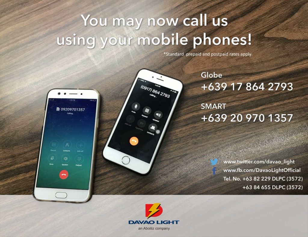Daval Light (DLPC) mobile contact phone numbers