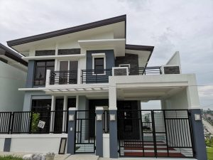 2-Storey 4 Bedroom House & Lot For Sale