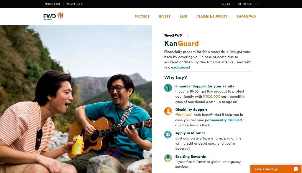 FWD - KanGuard Info