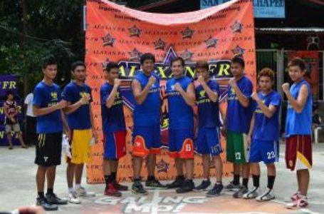 PBA Legends Alvin Patrimonio & Jerry Codinera Search for Next Hardcourt Greats at Alaxan Galing Mo Camp in Davao City