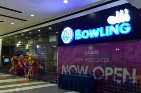 SM Bowling Center in SM Lanang Premier Davao Opens May 10, 2013