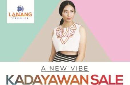 New Vibe at SM Lanang Premier Kadayawan
