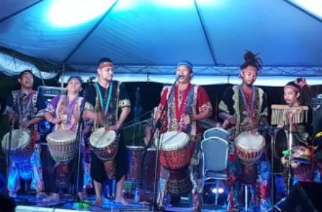 Davao Photos & Videos: Kuntaw Mindanao Drum Circle at Kadayawan 2016